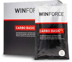 Winforce Carbo Basic Plus Box 10x60g