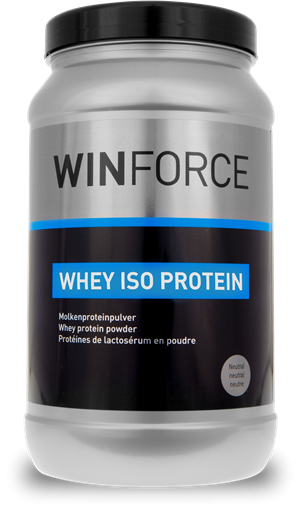 Whey Iso Dose 700 g-NEUTRAL PROMO