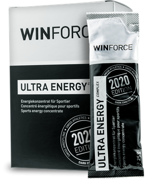 Winforce UEC Ultra Energy Complex Edition 2020 10 x 25 g (Winforce Gel)
